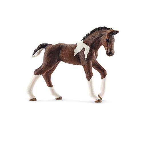 SCHLEICH 13758 Horse Club Trakehner Fohlen, Brown