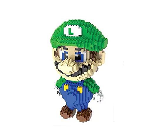 DDTT Mini-Blöcke Kreative Mario Micro Diamant Bausteine...
