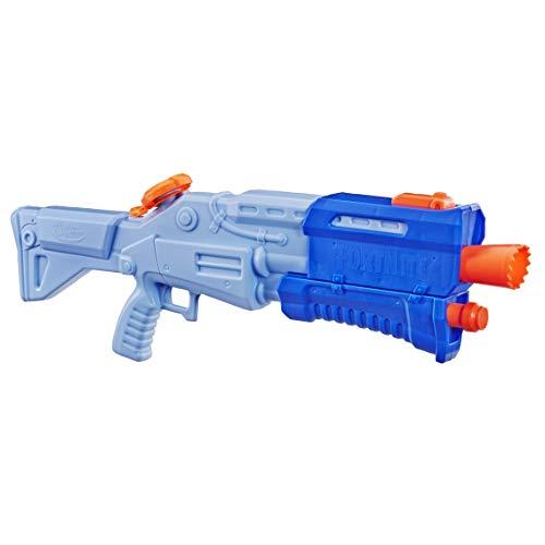 Super soaker E6876EU4 Fortnite TS-R Nerf Wasserblaster Spielzeug – Pump-Action – Kapazität von 1 L –...