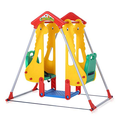 Baby Vivo Kinderschaukel Spielplatzschaukel Gartenschaukel...