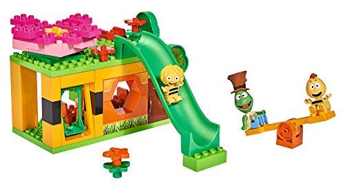 BIG 800057132 - Biene Maja BIG-Bloxx BM Kindergarten, Spielwarenfabrik