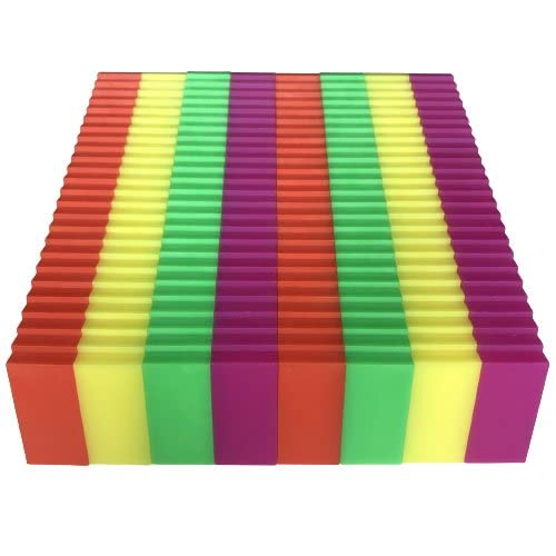 Don Domino Dominosteine Spiel Set aus Plastik für Kinder und...