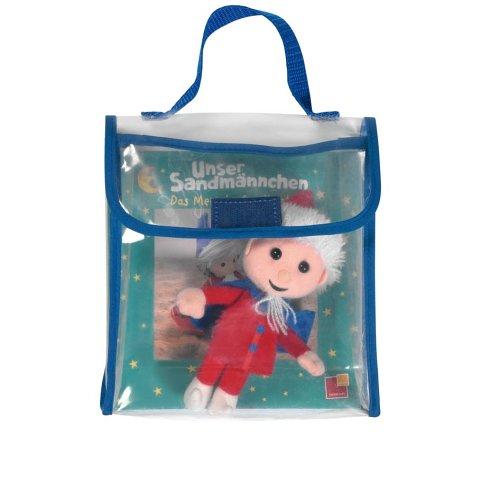 Unser Sandmännchen - Geschenktasche mit Puppe und Buch