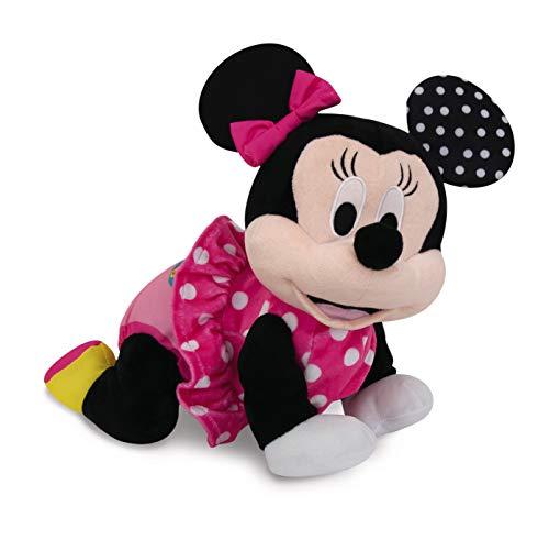 Clementoni 17260 Disney Baby – Minnie Krabbel mit mir, kuscheliges...