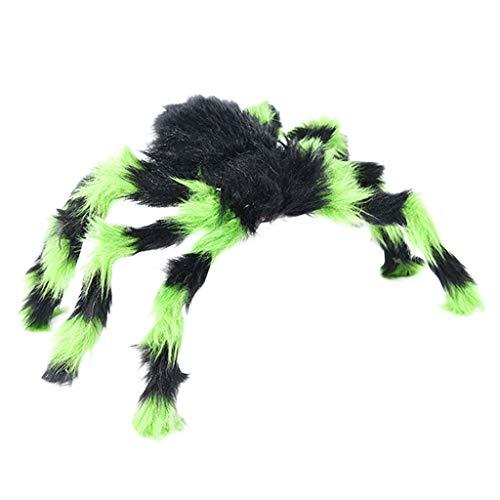 Mosstars Halloween Plüsch Simulation Simulation Spukhaus Dekoration liefert kniffliges Spielzeug