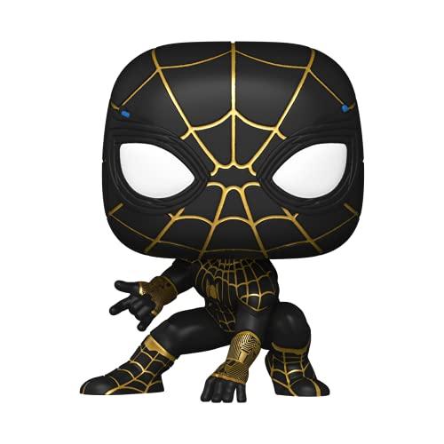 Funko POP 56827 Marvel - Spiderman - No Way Home - Spider-Man (Black &...