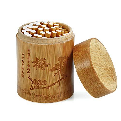 HEKQ Zigarettenbox Auto Zigarettenetui, Natürliche...