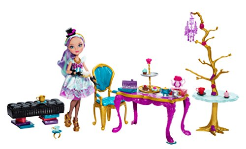 Mattel Ever After High BJH36 - Tee-tastisches Party Set, inklusive...