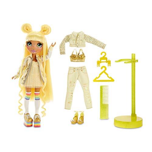 Rainbow High Fashion Doll – Sunny Madison - Gelbe Puppe mit...