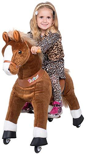 Miweba PonyCycle Amadeus - Modell 2021 - U Serie - Schaukelpferd -...