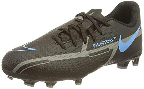 Nike Jr. Phantom GT2 Academy FG/MG Fußballschuh, Black/Black-Iron...