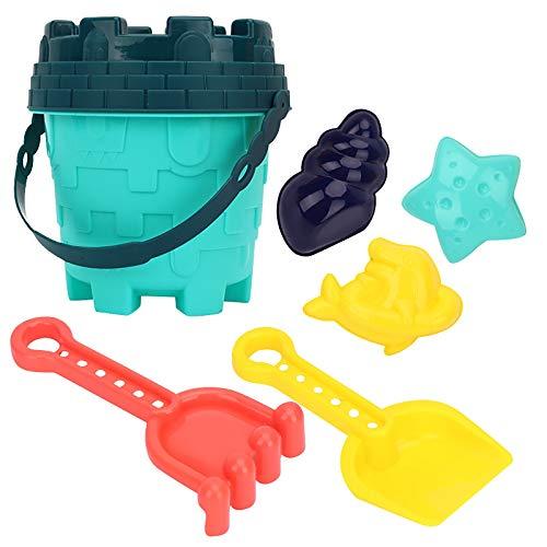SSLLH Sandspielzeug Set, Strand Spielzeug für Kinder,...