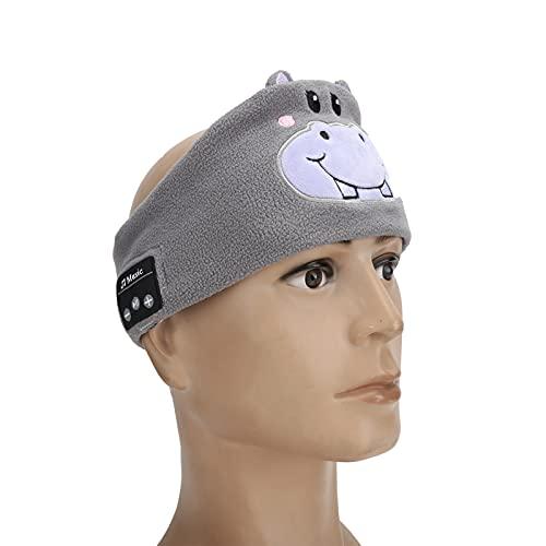 Sorandy Schlafkopfhörer Bluetooth Augenmaske,Wireless Stereo Music...