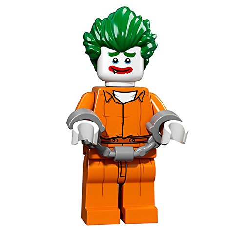 LEGO 71017 Minifigures Serie Batman Movie - The Joker™ Arkham Asylum...