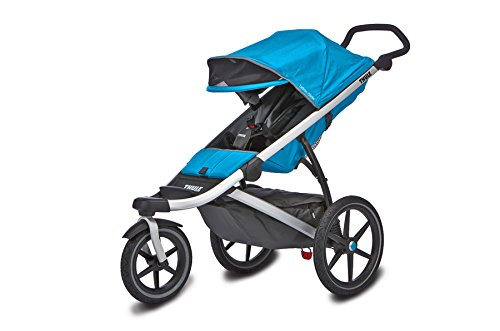Thule 0872299040476 Kinderwagen, Urban Glide, blau