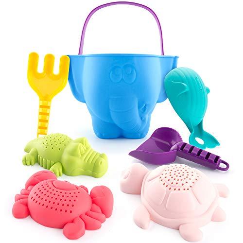 CubicFun Sandspielzeug Set für Kinder und Kleinkinder,...