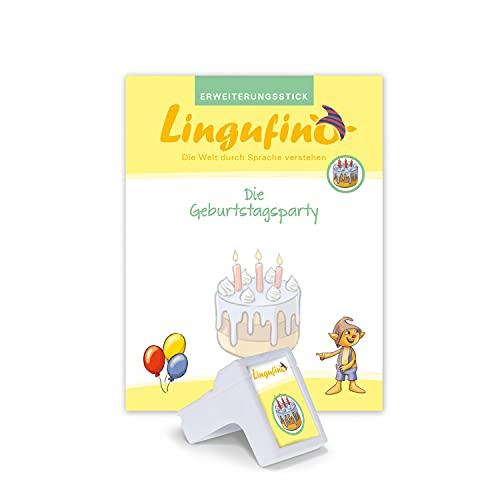 DIALOG TOYS Lingufino Erweiterungs-Set Die Geburtstagsparty