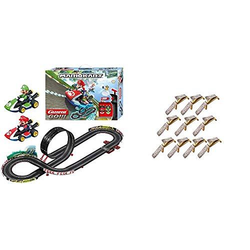 Carrera GO!!! Nintendo Mario Kart 8 Rennstrecken-Set | 4,9m...