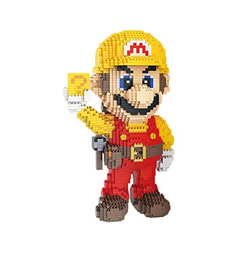 DDTT 2550 STÜCKE Mini-Blöcke Super Mario Micro Building Blocks,...