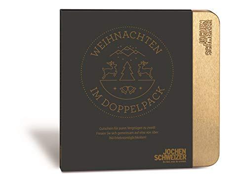 Jochen Schweizer Erlebnis-Box Weihnachten im Doppelpack, über 760...