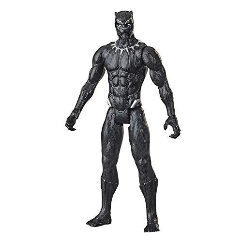 Marvel Avengers Titan Hero Serie Black Panther, 30 cm große...