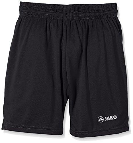 JAKO Kinder Sporthose Manchester Shorts, Schwarz, 7-8 Jahre...