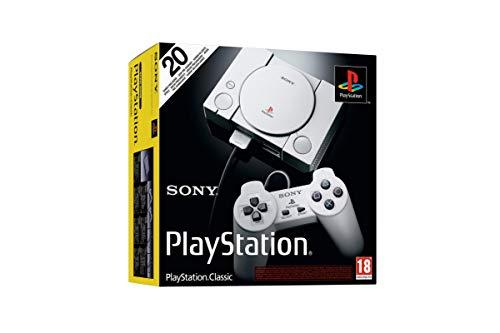 Sony PlayStation Classic (Konsole) [Deutsch, Englisch, Französisch,...