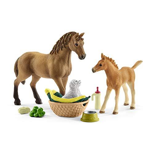 Schleich 42432 Horse Club Spielset - Horse Club Sarahs...