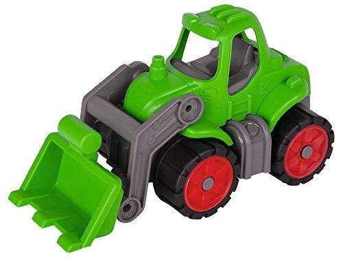 BIG - Power-Worker Mini Traktor - Fahrzeug geeignet als Sandspielzeug...