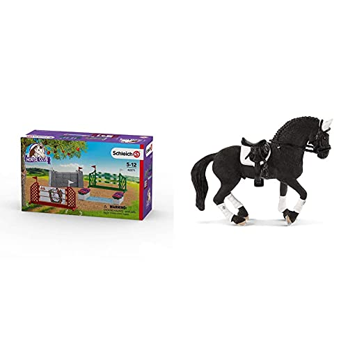 SCHLEICH 42271 Horse Club 42271-Springparcours,...