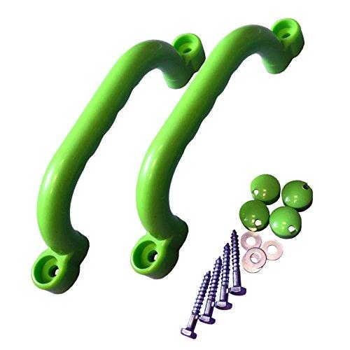 KBT Haltegriffe 1 Paar (2 Stück) Für Spielgeräte, Spieltürme,...