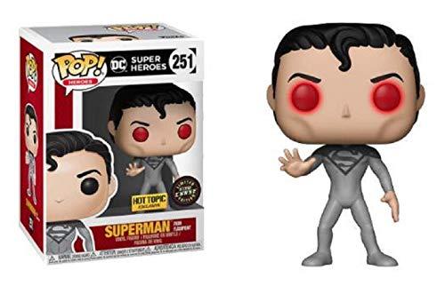 Funko Pop! DC Super Heroes Superman Flashpoint Glow in The Dark...
