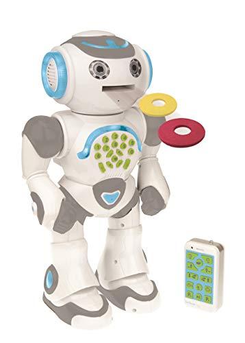Powerman Max - Fernbedienung Gehen Sprechender Spielzeugroboter STEM...