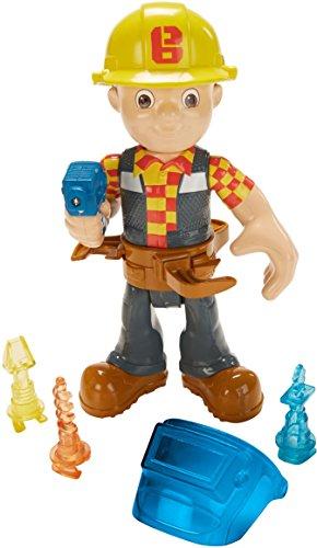 Mattel FFN17 Bob The Builder FFN17-Mattel FFN17-Bob Baumeister Werkzeug