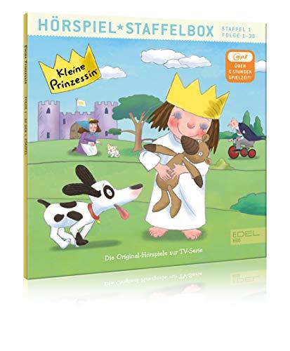 Kleine Prinzessin - mp3-Staffelbox 1 (Folgen 1 - 30) - Die...