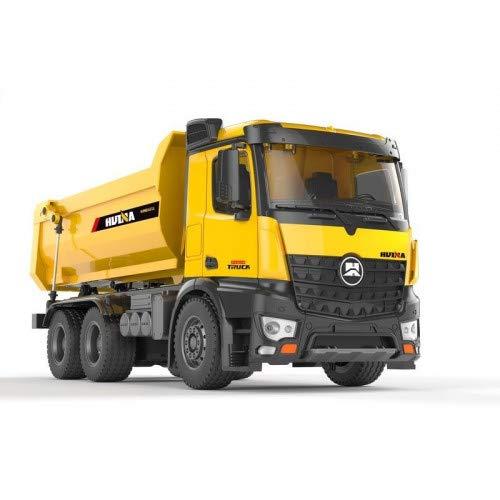 s-idee® S1582 Rc Dump Truck Vollmetall 1:14 LKW 10 Kanal Kipplader...