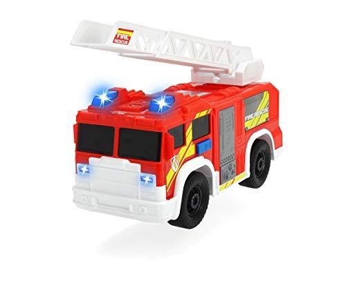 Dickie Toys 203306000 Fire Rescue Unit, Feuerwehrauto, Spielzeugauto,...