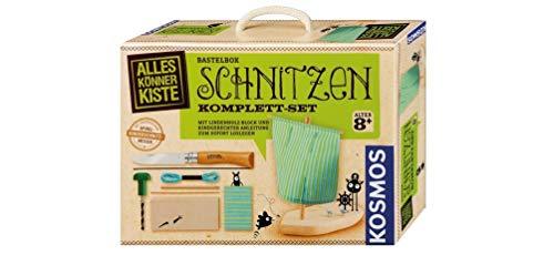Kosmos 1012382910 AllesKönnerKiste 604257 - Schnitzen...