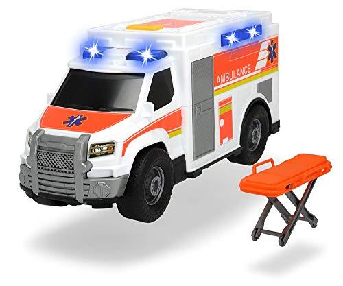 Dickie Toys 203306002 Medical Responder, Rettungswagen, Spielzeugauto...
