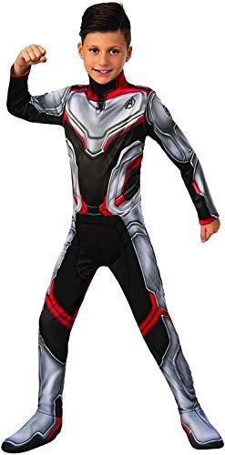 24costumes Avenger Endgame Team Suit | gepolsterter Muskel Team-Anzug...