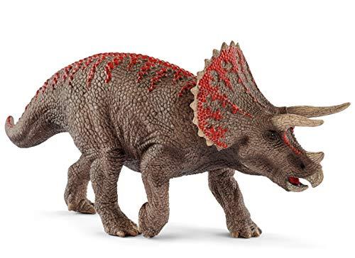 Schleich 15000 DINOSAURS Spielfigur - Triceratops, Spielzeug ab 4...