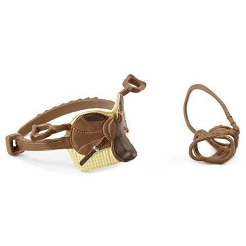 Schleich 42492 - Sattel & Zaumzeug Horse Club Sarah & Mystery