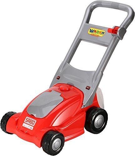 polesie 41593lawn-mower rot mit Sound Spielzeug
