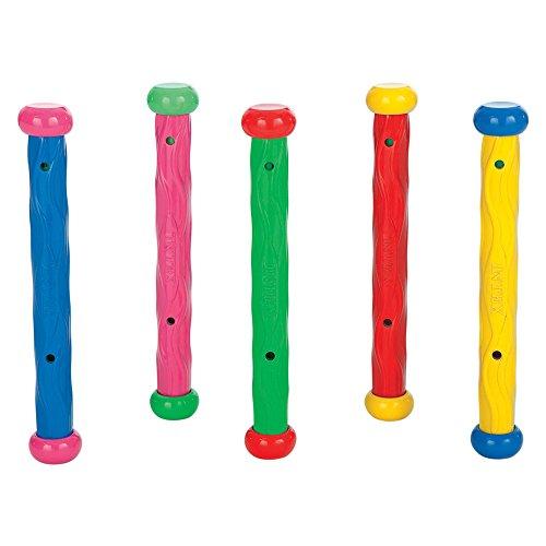 Intex Dive Play Sticks Tauchsticks - 5 Stück - 5-farbig
