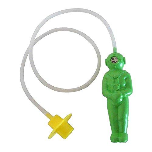 'Der kleine Tiefseetaucher', grün, Sonja-PLASTIC, Kultspielzeug, Made...