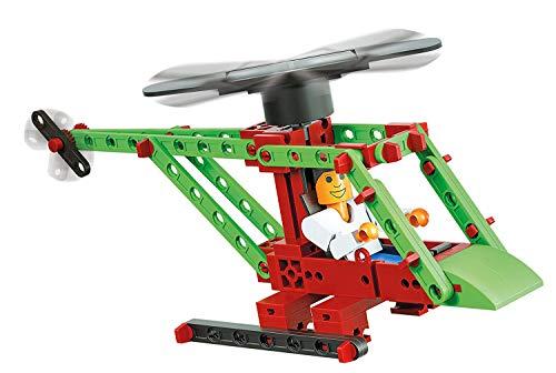 fischertechnik 544616 Konstruktionsspielzeug mit 3 Modellen für...