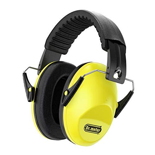 Gehörschutz Kind, Dr.meter Kids Ohrenschützer mit Lärmschutz SNR 30dB für Kinder Ohrenschützer zum...