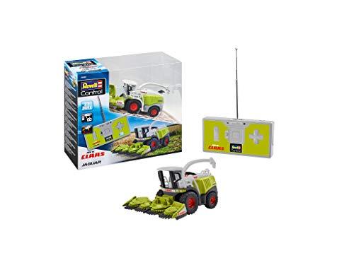Revell Control 23489 Mini RC Traktor Claas Jaguar 960 Feldhäcksler, 27 MHz Fernsteuerung mit Ladefunktion...