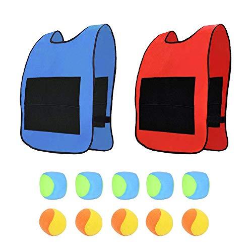 AiYoYo Wurfspiele Spielzeug Set 2 Oxford Tuch Sticky...