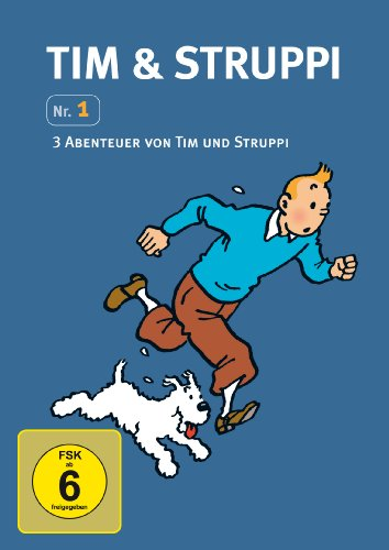 Tim & Struppi, Nr. 1